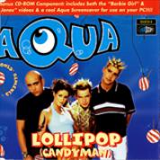 Album Lollipop Candyman - Aqua