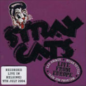 Album Live From Europe Helsinki - Stray Cats
