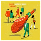 Album Jamon Del Medio - Andrés Calamaro