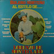 Album Bolero Norteño Al Estilo De