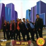 Album Me Pega - Amar Azul
