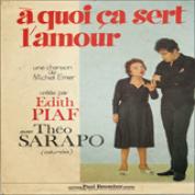 Album A quoi ca sert l'amour