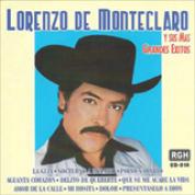 Album Lorenzo De Monteclaro Y Sus Más Grandes Éxitos