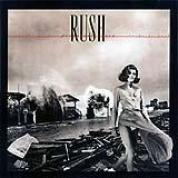 Album Permanent Waves - Rush